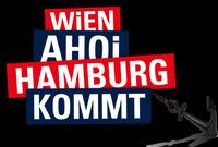 Wien Ahoi! Hamburg kommt.