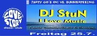 Party go's on! vs Summer Feeling@Club Lovestory