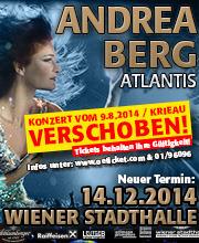 Andrea Berg Atlantis Show