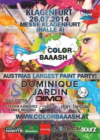 Color Baaash@Messezentrum