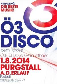 Ö3 Disco Parkfest Purgstall@Purgstall An Der Erlauf