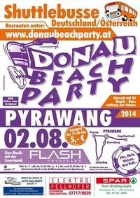 Donau Beach Party@Pyrawang