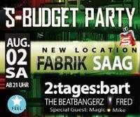 S-Budget Party Kärnten * S wie Supergeiles Side Event@Fabrik Saag