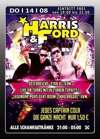 Harris & Ford@Excalibur