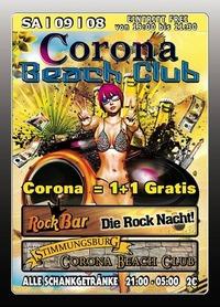 Corona Beach Club@Excalibur