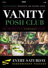 Vanity - The Posh Club  #champagner_gelage@Babenberger Passage