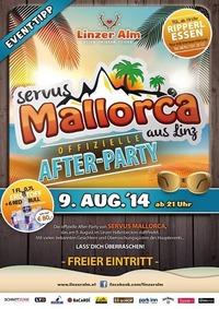 Offizielle After Party von Servus Mallorca
