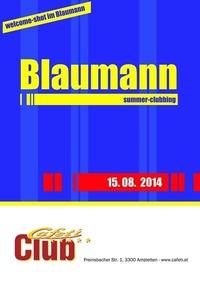 Blaumann@Cafeti Club