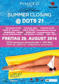 Las Chicas Summer Closing