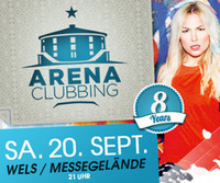 Arena Clubbing - 8 Years