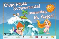 Ohne Pause Sommersause