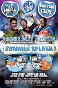 Summer Splash das Original@Gabriel Entertainment Center