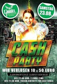 Cash Party   @Gabriel Entertainment Center