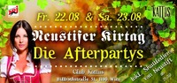 Neustifter Kirtag 2014 - Die Afterpartys im Club Kattus