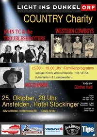 Country Charity@Hotel Stockinger