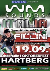 Wm-Sounds Italia Part 2 mit Star-DJ Ivan Fillini