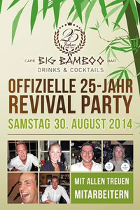 Offizielle 25-Jahr Revival Party