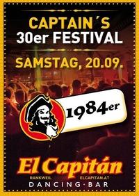 1984er - die 30er Party