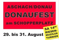 Donaufest am Schopperplatz@Schopperplatz Aschach