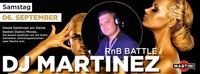 RnB Battle Night by DJ Martinez@GEO