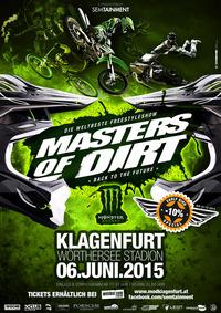 Masters of Dirt@Sportpark Klagenfurt
