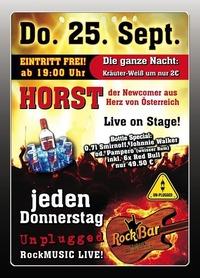 Horst Live@Excalibur