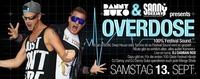 Danny Suko & Dj Sanny present : Overdose@Bollwerk