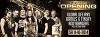 The Grand OPENING - KATAPULT erffnet die Party-Saison 20142015