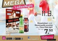 Mega Ladiesnight: Sex Tape