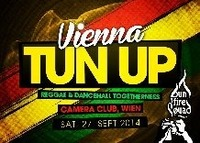 Vienna Tun Up - Reggae and Dancehall Togetherness