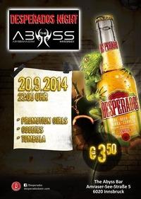 Desparados Night@Abyss Bar