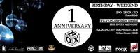 1. Year Anniversary@BOX Vienna