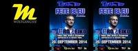 Fete Bleu Seebeben feat DJ Pro Zeiko@12er Alm Bar