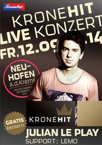 KRONEHIT live Konzert@Forum