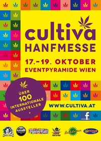 CULTIVA Hanfmesse 2014 - Tag 1