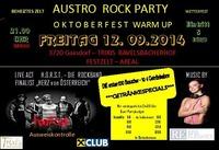Austro Rock Party@Barockgarten Ravelsbach