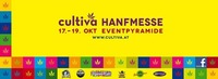 Cultiva Int. Hemp Expo - Vienna 2014@Pyramide - Vösendorf