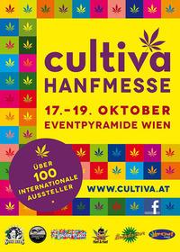 Cultiva Int. Hemp Expo - Vienna 2014