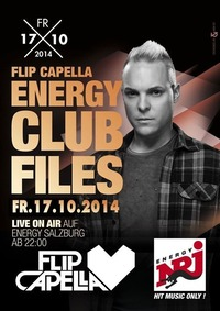 Energy Club Files mit Flip Capella - Live On Air@Johnnys - The Castle of Emotions