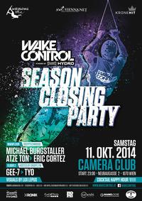 Wake Control Season Closing Party