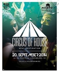 Circus of House Das Event 2014@Mojito Cuban Bar Judenburg