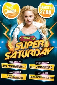 Super Saturday@Gabriel Entertainment Center