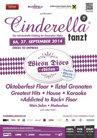 Cinderella tanzt - Wiesn Disco Edition