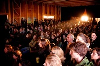Es werde LICHT beim Mies. Festival 2014 in aspern Seestadt