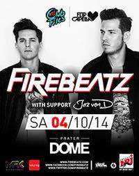 Energy Club Files presents Firebeatz with Support Jaz von D
