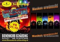 Halloween-Party@Bienenkorb Schärding