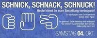Schnick, Schnack, Schnuck@Bollwerk