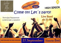 Come on lets party@Pappamondo