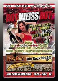 Rot Weiss Rot@Excalibur
