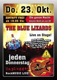 The Blue Lizards Live@Excalibur